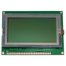 LCD graphics module DEM128064ASYH-LYT 128x64 (0.48x0.48)mm with backlight with tuchpanel