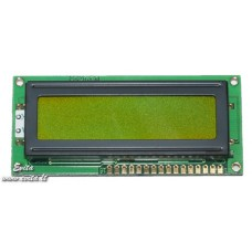 LCD module DEM16216SYH-LY 16x2 (2,95x5,55)mm with back-light