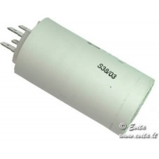 Capacitor 120.0uF 450V 60x122mm