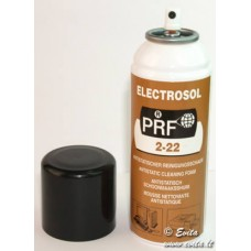 Antistatic cleaning foam PRF22 200ml TAEROSOL