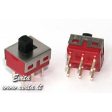 Slide switch 5MD3R2 2A/250VAC ON-OFF-ON