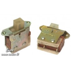 Slide switch PDM1-1 3A/250VAC ON-ON