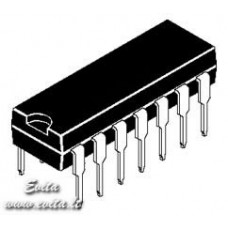 Mikroschema IR2113 Low-/High-Side Dr. 600V DIP14