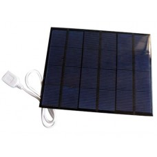 USB Solar Panel Battery Charger 6V 3.5W GH165X135