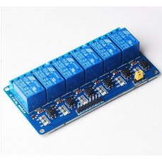 6 channel relay - module