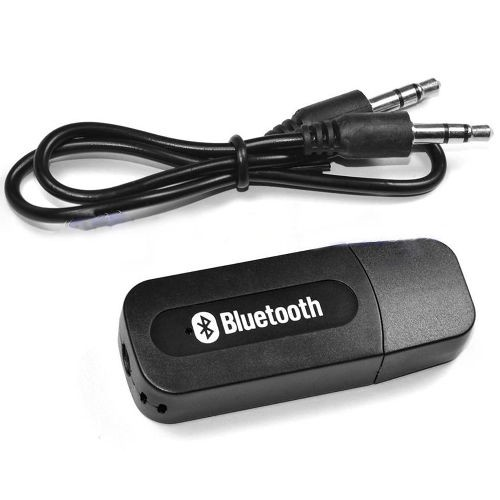 Usb Adapter With Bluetooth Dvi To Vga Adapter Sri Lanka Eu Power Adapter In Uk Sata Cable To Usb Pinout: USB Bluetooth 3.5mm AUX Audio Imtuvas P-0416