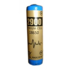 Lithium ion battery 3.7V 2900mAh with protection board
