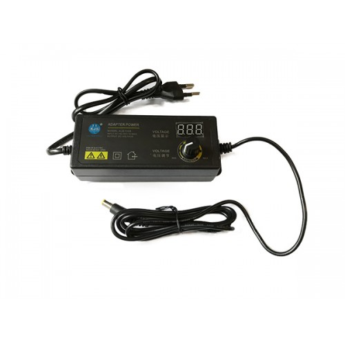 Variable DC Power Supply 100-240VAC / 3-24VDC 2 5A KJS1509 B-KJS1509