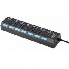 7 Port USB 3.0 Hub with ON/OFF Switches