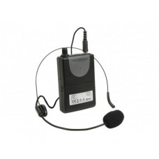 Wireless Microphone with Transmitter for Loudspeaker 203.5Mhz PORT12/15VHF