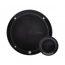 "Full range speakers Rockford R165-S 4Ω 60Hz - 20kHz 80Wmax 40W RMS 6.5"" x 0.5"""