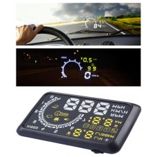 5 5'' Universal LCD Car Hud Interface