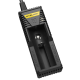 EGO / Li-ion 1x 10440-18650-26650 Battery Charger NITECORE i1