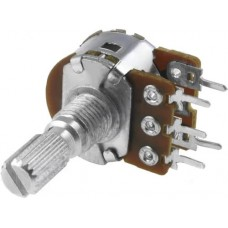 Carbon potentiometer R16 500K linear with switch