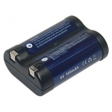 Digital Camera Li-ion Battery 2CR5 6V 500mAh