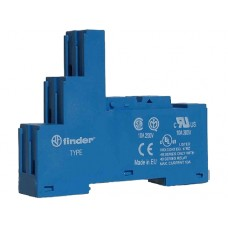 Socket 95.05 FINDER for relays DIN rail