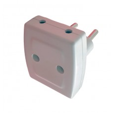 Power adapter from RUS to EURO