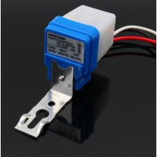 AS-10 Rain-proof 220v Automatic Auto On Off Photoswitch Sensor Switch
