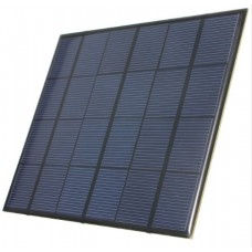 3.5W 6V 583mA Monocrystalline Silicon Epoxy Mini Solar Panel