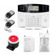 Home Security GSM Alarm systems kit 433Mhz