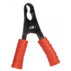 Car battery clamp, red