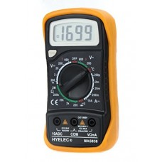Digital Multimeter HYELEC MAS838