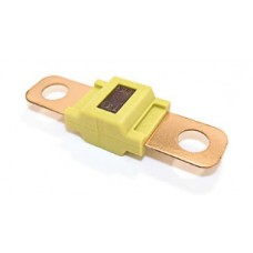 Automotive bolt-on fuse MDP 60A yellow